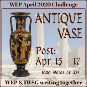 Antique vase WEP
