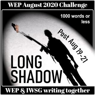 BadgeLongShadow WEP Badge
